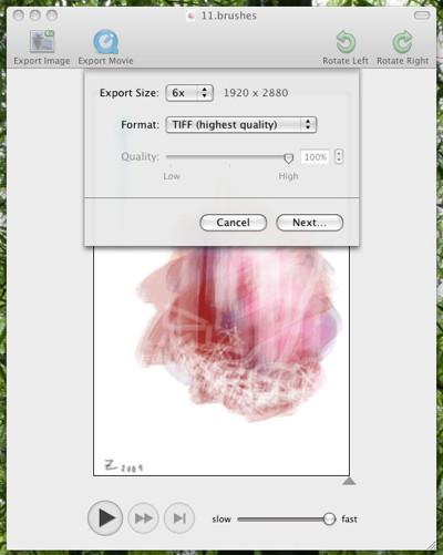 Brushes Viewer