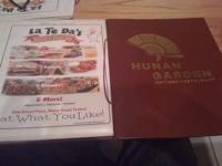 side-by-side menus
